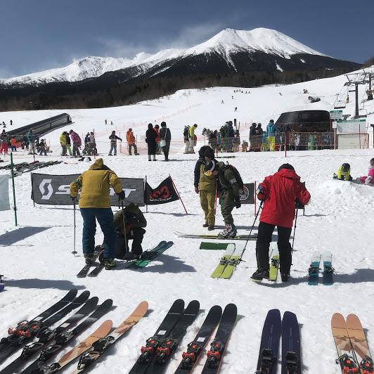 スキー 木曽 天気 福島 場